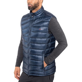 Yeti Solace Lightweight Down Vest Men mood indigo